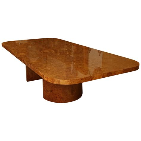 dining tables magnificent for sale magnificent monumental burl wood dining table by steve