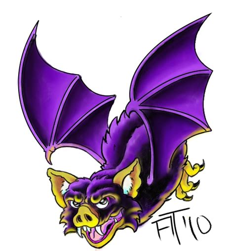 vampire bat by atdoodle on deviantart