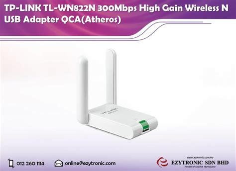 Tplink Tl Wn822n 300mbps High Gain Wireless N Usb Adapter tp link tl wn822n 300mbps high gain w end 2 3 2017 4 15 pm