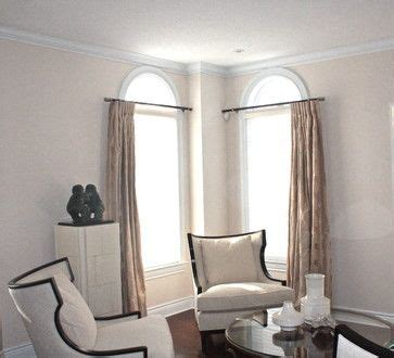 curtains for round windows curtains for round top windows home spaces places