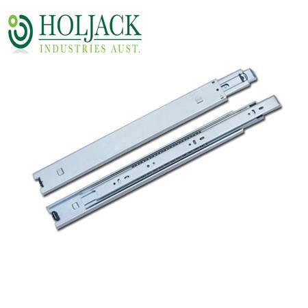 Light Duty Drawer Slides drawer slide light duty 600mm 45kg sold as a pair holjack industries