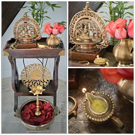 traditional indian home decor 29 best images about silver puja items on pinterest