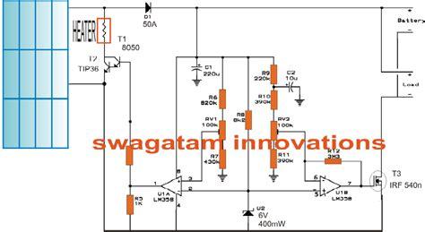 Water Heater Circuit Diagram