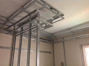 commercial ceilings suspension systems drywall grid