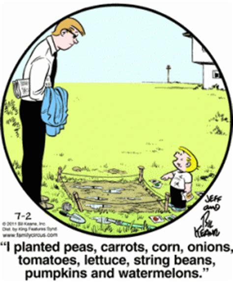 Gardening Jokes by Saturday Gardening
