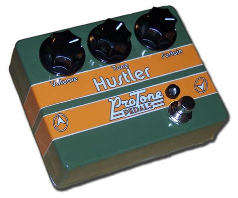 Protone Pedal Pro Tone Pedals Hustler Effects Database