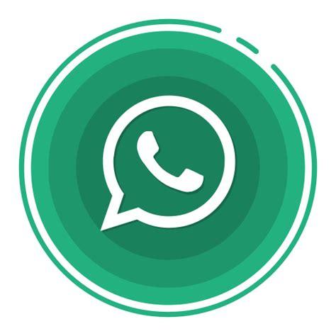 social media icons whatsapp icon