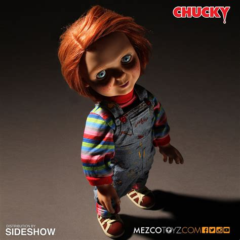 chucky house childs play good guys chucky talking doll collectible