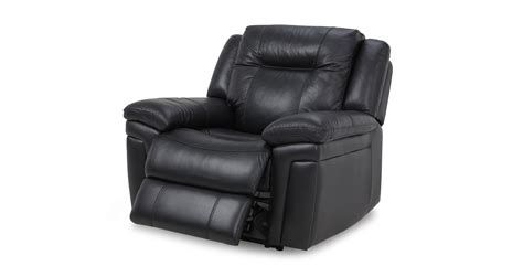 leather recliner chairs diversity electric recliner chair premium dfs
