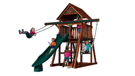 small space swing set play structures for any yard size kids playsets and