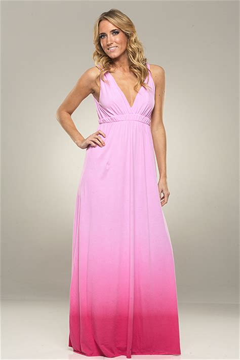 Pink Maternity Dress For Baby Shower by Baby Shower Dress