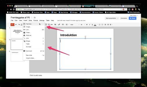 Adding Pagenumbers To Google Drive Presentation Web Presentation Drive