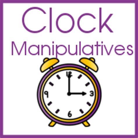 printable clock manipulative clock manipulatives free royal baloo