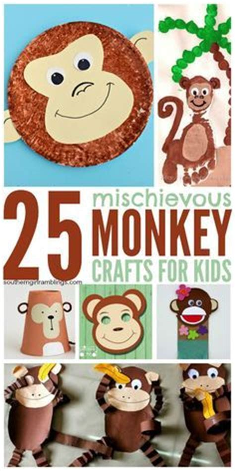 new year monkey activities for preschool 40 zoo crafts for so many creative