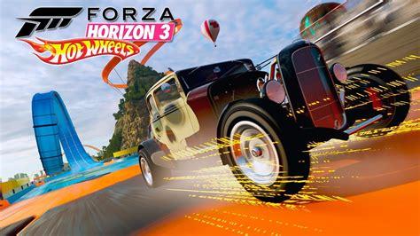 Hotwheels Wheels Ford De Luxe Ban Karet Forza Horizon 3 Wheels Dlc 6 Mudan 199 As Manuais