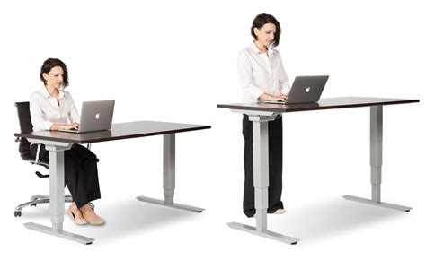 standing desks standing desks height adjustable tables ergnomic