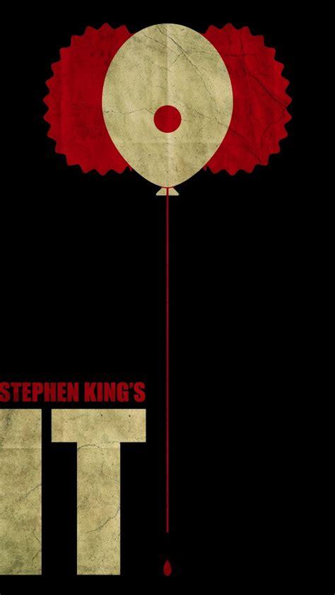 wallpaper  stephen king poster  movies