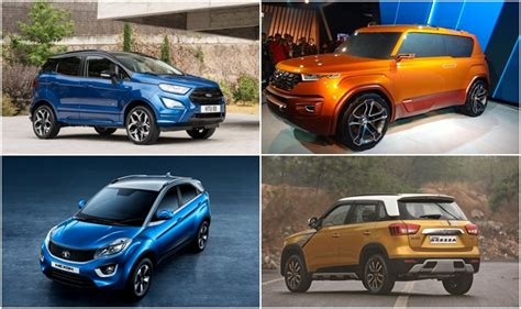 Top Compact Suv 2017 by Top 5 Upcoming Sub Compact Suvs In India In 2017 18 New