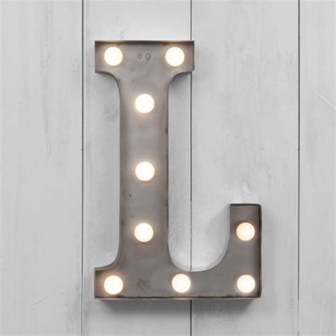 light l vegas metal l e d circus letter lights l vegas from