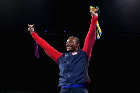 Second City Styles Olympics Part Iii About Second City Style Fashion by After Second Gold Boxer Claressa Shields Looks Ahead To