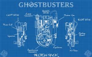 Proton Pack Schematics Patent Clerk S Gb Equipment Fan Ghostbusters Fans