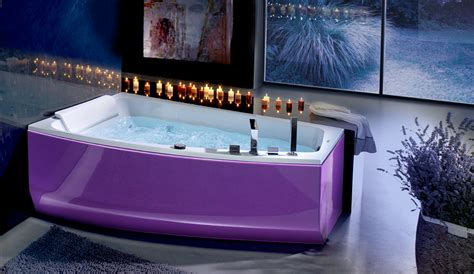 colored bathtubs make your bathroom alive with colored bathtubs homesfeed