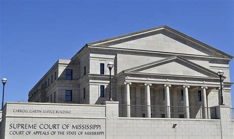 Mississippi State Court Records Mississippi High Court Execution Plans Can Be Kept Secret Jackson Free Press