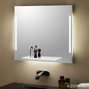 badezimmerspiegel mit beleuchtung und ablage badspiegel und beleuchtung die badezimmerspiegel trends