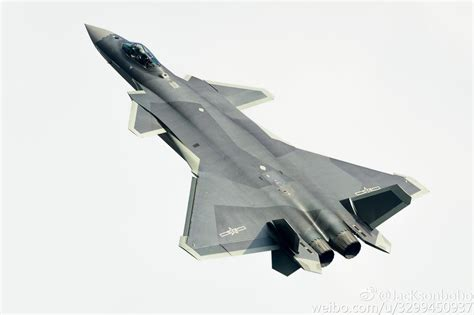 "The Aviationist » China's new J-20 ""Mighty Dragon"" stealth ... J 20"