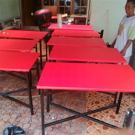 Meja Lipat 3d 1 jual meja makan lipat cafe 1 lot 15 unit meja free ongkir baru furniture minimalis murah