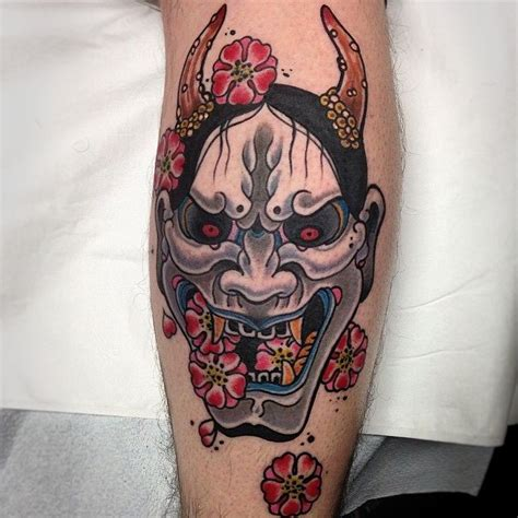 hannya mask with spear tattoo design 39 best images about hannya on pinterest san diego back
