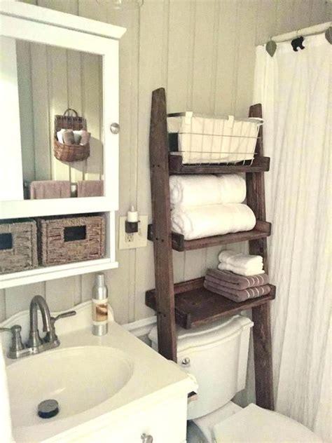 towel ladder  bathrooms ladder towel rack wood bathroom