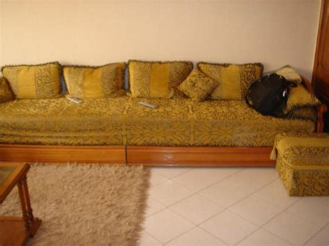 canape marocain emejing salon marocain en bois simple gallery awesome