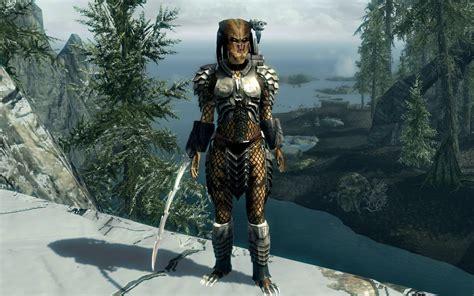 skyrim heavy armor mod predator in skyrim female heavy armor by cathats on deviantart