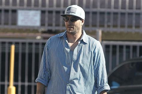 Kevin Federline Lands An Actual by Kevin Federline Celebrates 40th Birthday At Club