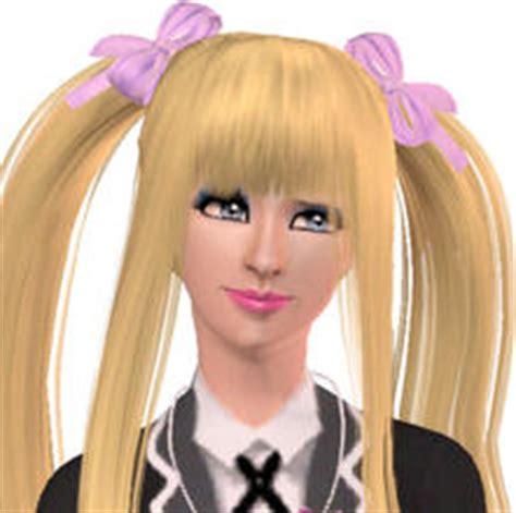 sims 3 anime hair sims 3 sims anime hair