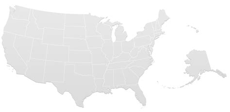 map united states  labels direct map