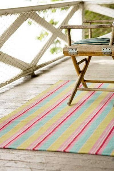 outdoor home decor with striped rugs 12 beautiful outdoor
