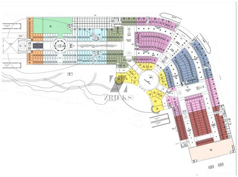 mall floor plan amr kessel i valley tech zone yamuna expressway greater