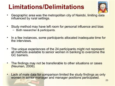 exles of limitations in research papers delimitations of a dissertation guidelines for writing