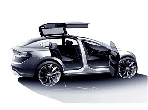 tesla roadster concept detroit motor show 2013 tesla model x autocar electric