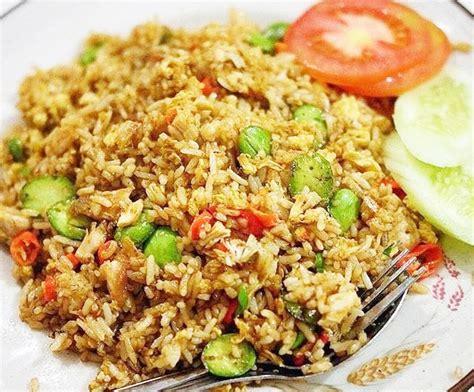 membuat nasi goreng pete resep membuat nasi goreng pete yang sedap dan mantap