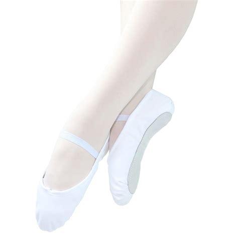 canvas ballet slippers danzcue sole canvas ballet slipper dqbs003a