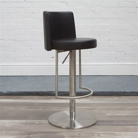 Gas Lift Bar Stools Uk by Hnd Monza Gas Lift Barstool At Smiths The Rink Harrogate