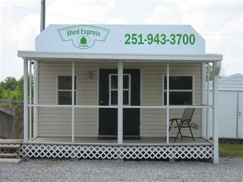 Shed Express by Shed Express More Foley Al 36535 251 943 3700