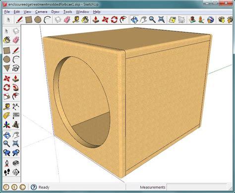 speaker enclosure volume calculator  box subwoofer