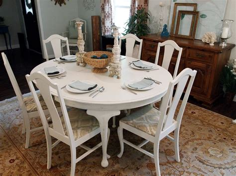 white distressed table and chairs white distressed dining table living dining