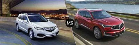 difference between 2019 and 2020 acura rdx 2019 acura rdx review dimensions 2019 2020 suvs2019