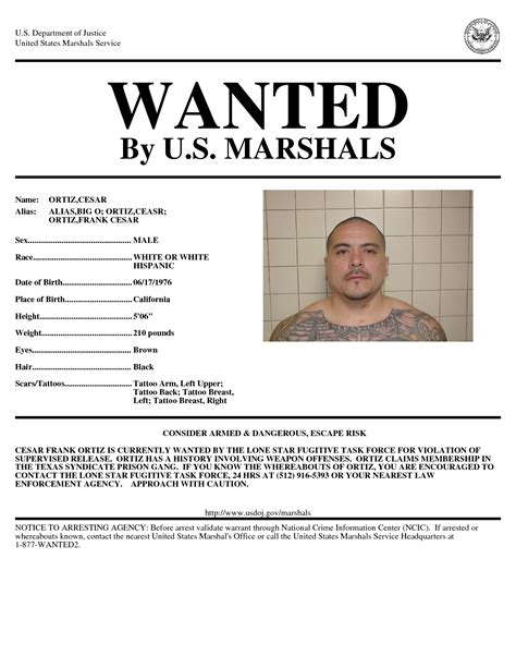 most wanted template poster best photos of fbi wanted poster template fbi most