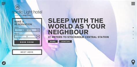 contoh layout web hotel cara desain 15 desain website hotel keren yang didesain